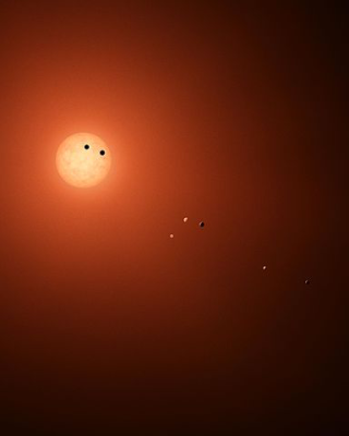 384px-PIA21429_-_Transit_Illustration_of_TRAPPIST-1