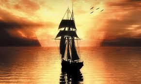 ShipSunset